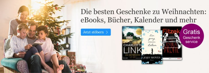 ebook weinachts geshenk books
