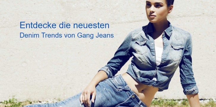 gang fashion jeans gutschein