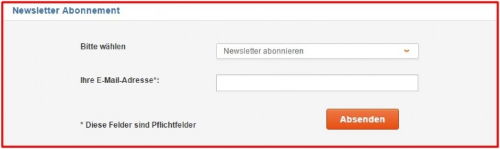 smart workflow 5 euro newsletter abonnieren