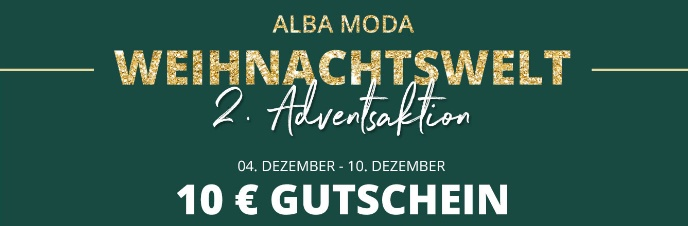 fantastic savings best so cheap Alba Moda Gutscheine • Alba Moda Rabatte • 34 Rabatt ...