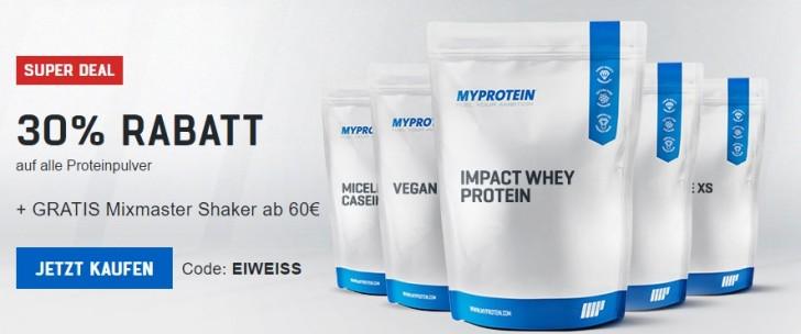 myprotein rabatt code